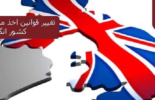 تغییر قوانین اخذ مدرک آیلتس برای کشور انگلستان