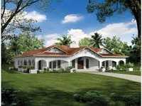 spanish house اسپانیا