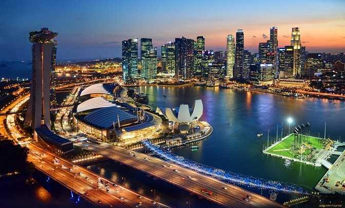 Singapore سرمایه گذاری و ثبت شرکت