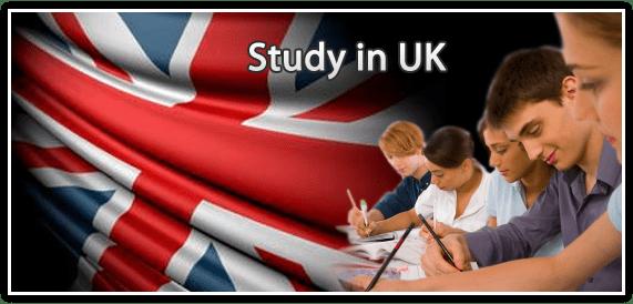 study in uk انگلستان