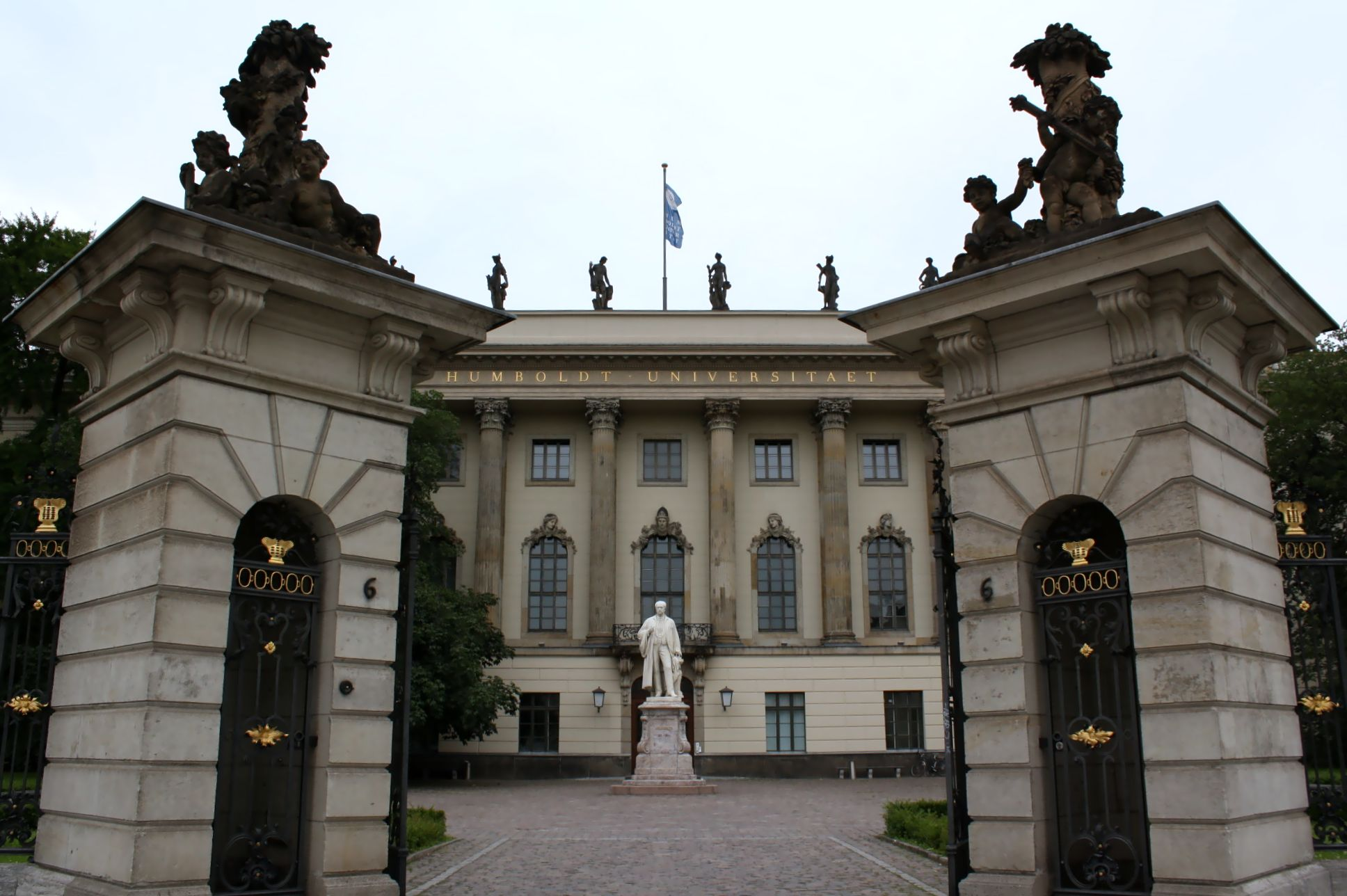 Humboldt University Berlin by unfullfilledlove آلمان