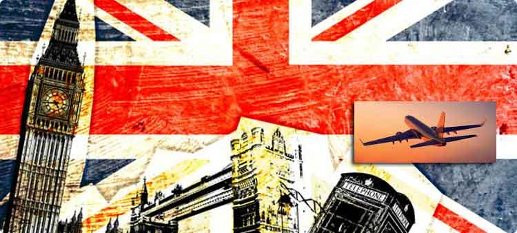 student visitor visa انگلستان