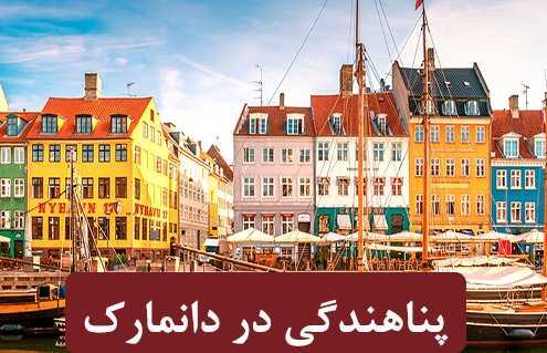 پناهندگی در دانمار 495x319 دانمارک