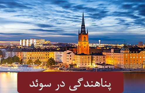 پناهندگی در سوئ 495x319 سوئد