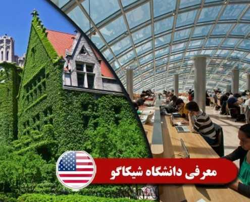 دانشگاه شیکاگو آمریکا