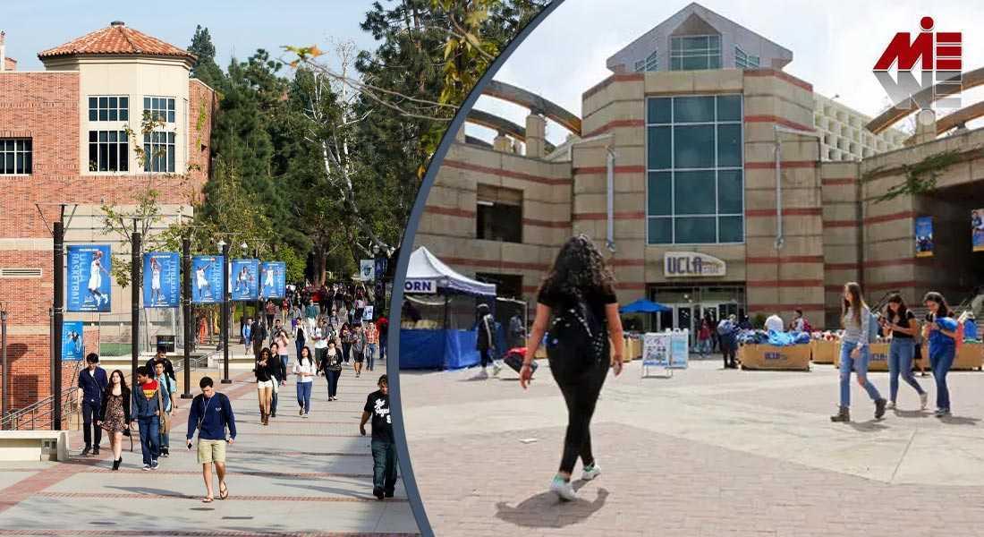معرفی دانشگاه UCLA 3 اخذ پذیرش از دانشگاههای آمریکا