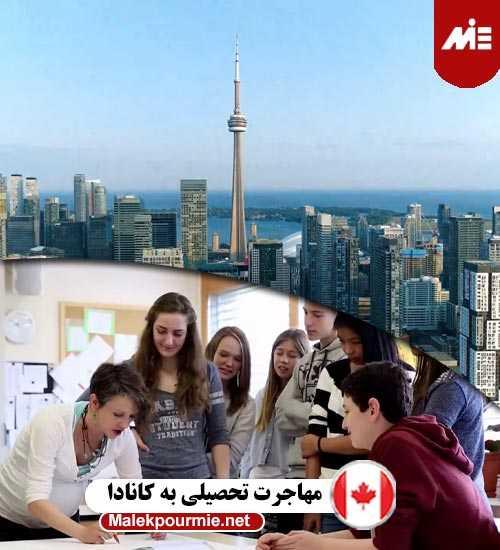 مهاجرت تحصیلی به کانادا Header مدارک ویزای کانادا