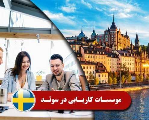 موسسات کاریابی در سوئد
