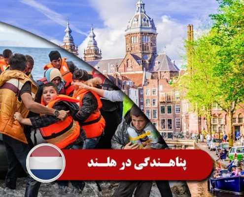 پناهندگی در هلند0 495x400 هلند