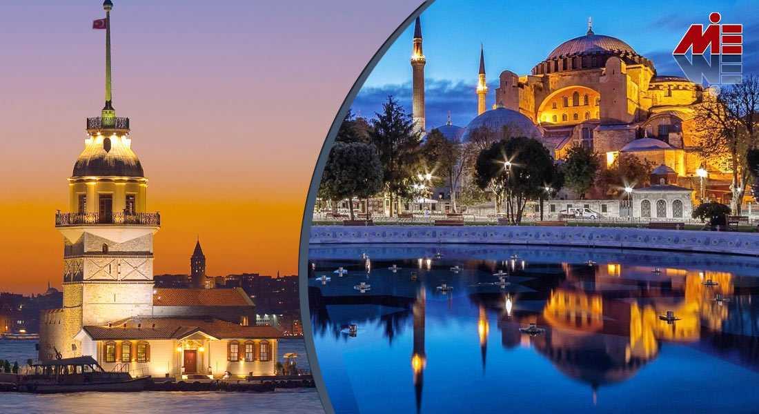 ویزای کار ترکیه 3 ویزای تحصیلی ترکیه