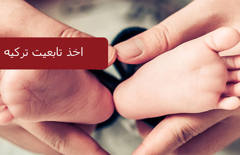 اخذ تابعیت ترکیه از طریق تولد 495x319 ترکیه