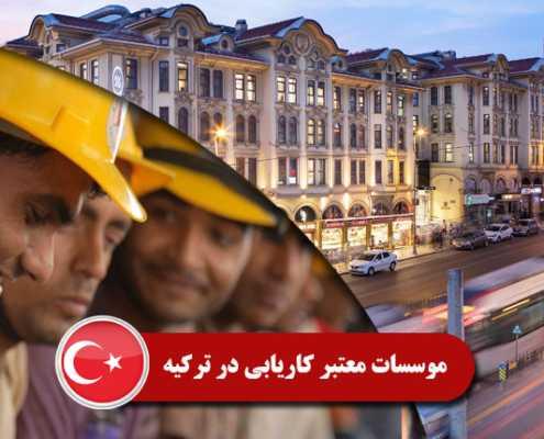 موسسات معتبر کاریابی در ترکیه0 495x400 ترکیه