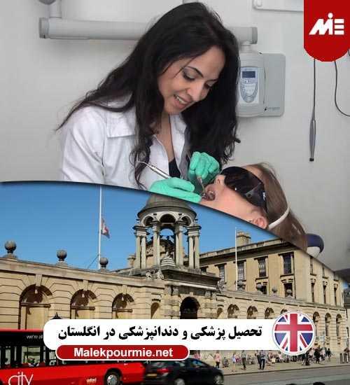 تحصیل پزشکی و دندانپزشکی در انگلستان Header تحصیل در انگلیس