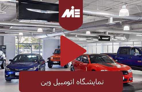 نمایشگاه اتومبیل وین