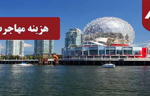 هزینه مهاجرت به کانادا 495x319 کانادا
