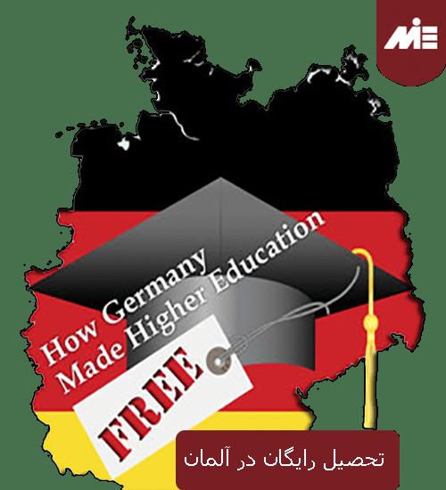 تحصیل رایگان در آلمان تحصیل رایگان در کشورهای آلمان و اتریش