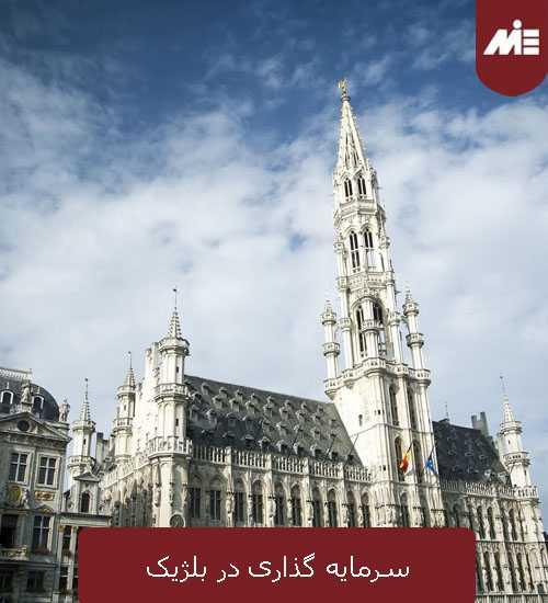 سرمایه گذاری در بلژیک سرمایه گذاری در بلژیک