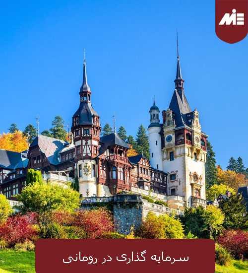سرمایه گذاری در رومانی سرمایه گذاری در رومانی