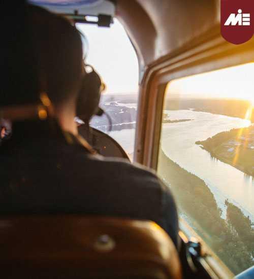 خلبانی در کانادا 6 خلبانی در کانادا