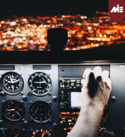 خلبانی در کانادا 7 خلبانی در کانادا