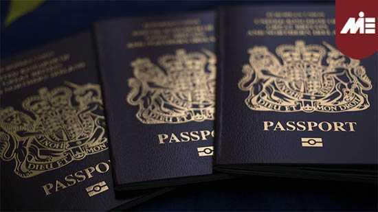 پاسپورت انگلستان پاسپورت انگلستان