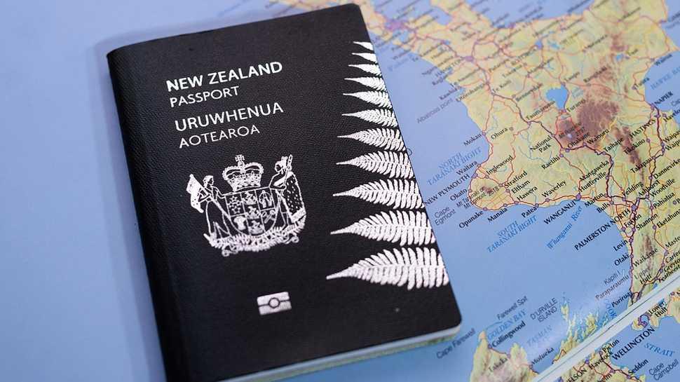 پاسپورت نیوزلند کار در نیوزیلند