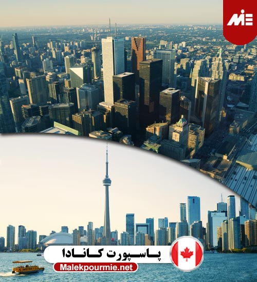 پاسپورت کانادا Header مدارک ویزای کانادا