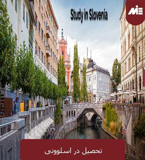 تحصیل در اسلوونی تحصیل در اسلوونی