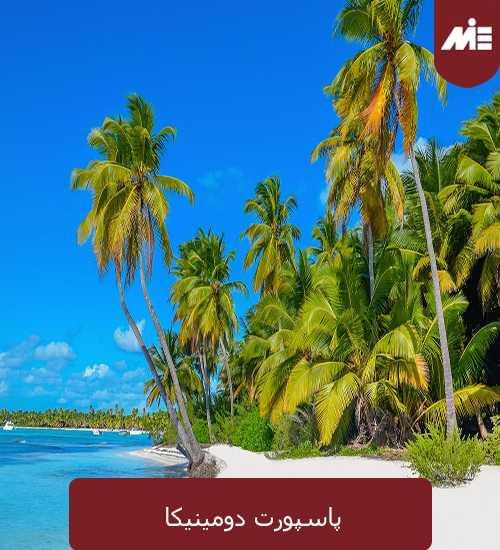 پاسپورت دومینیکا پاسپورت دومینیکا