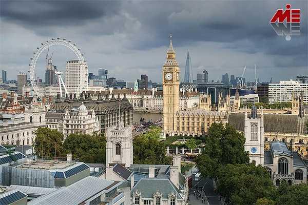 ویزای توریستی انگلستان 3 ویزای توریستی انگلستان