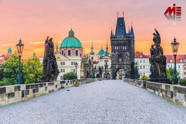 ویزای توریستی جمهوری چک 3 ویزای توریستی جمهوری چک