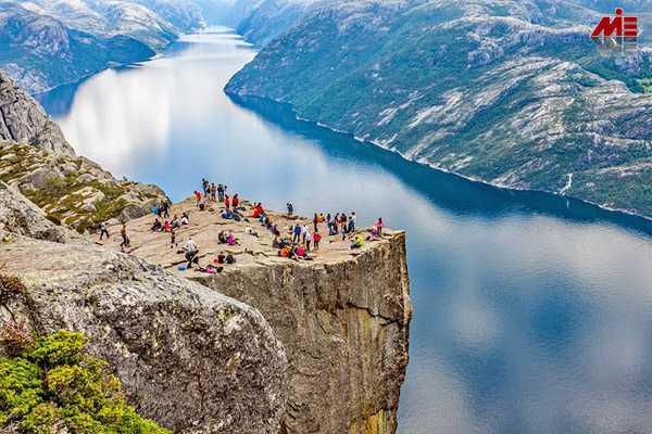 ویزای توریستی نروژ 3 ویزای توریسیتی نروژ