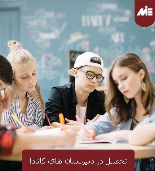 تحصیل در دبیرستان های کانادا 2 شرایط ویزای تحصیلی کانادا