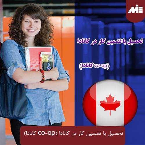 Untitleببd 1 تحصیل با تضمین کار در کانادا (co op کانادا)