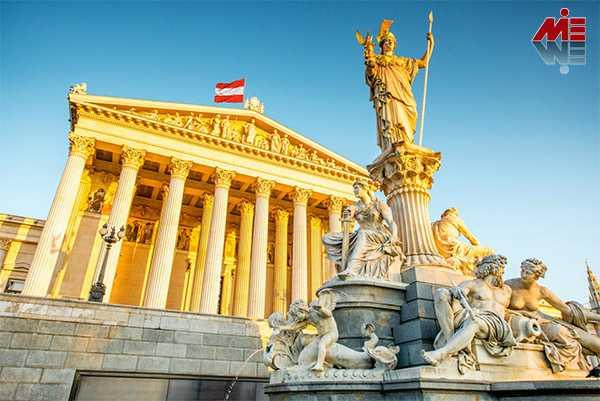 اقامت اتریش از طریق دوره زبان انگلیسی 5 شرایط اخذ اقامت خود حمایتی اتریش (تمکن مالی اتریش)