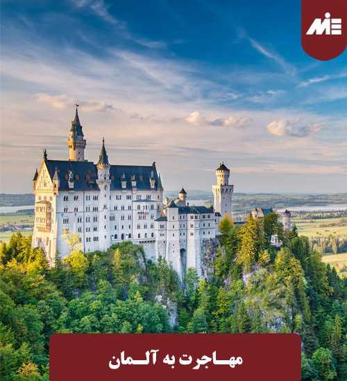 مهاجرت به آلمان 3 مهاجرت به آلمان