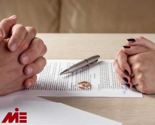 وکیل طلاق توافقی