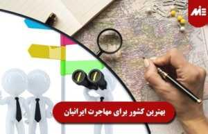 بهترین کشور برای مهاجرت ایرانیان 2 1 300x193 دلایل ریجکتی ویزا