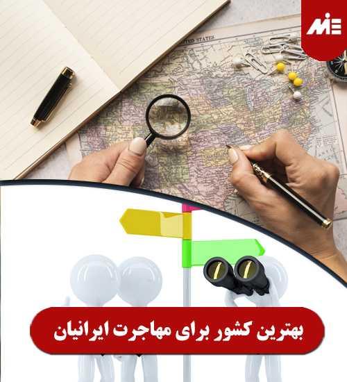 بهترین کشور برای مهاجرت ایرانیان 1 1 بهترین کشور برای مهاجرت ایرانیان