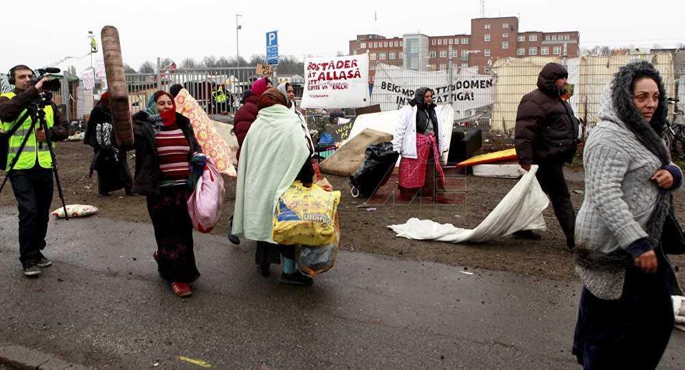 32523 پناهندگی در سوئد