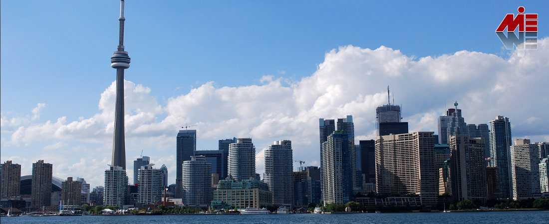 اخذ اقامت کانادا از طریق سرمایه گذاری 5 خرید ملک در کانادا