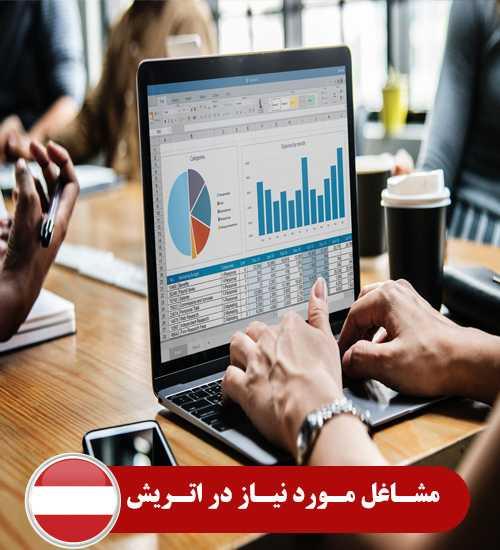مشاغل مورد نیاز در اتریش مشاغل مورد نیاز در اتریش