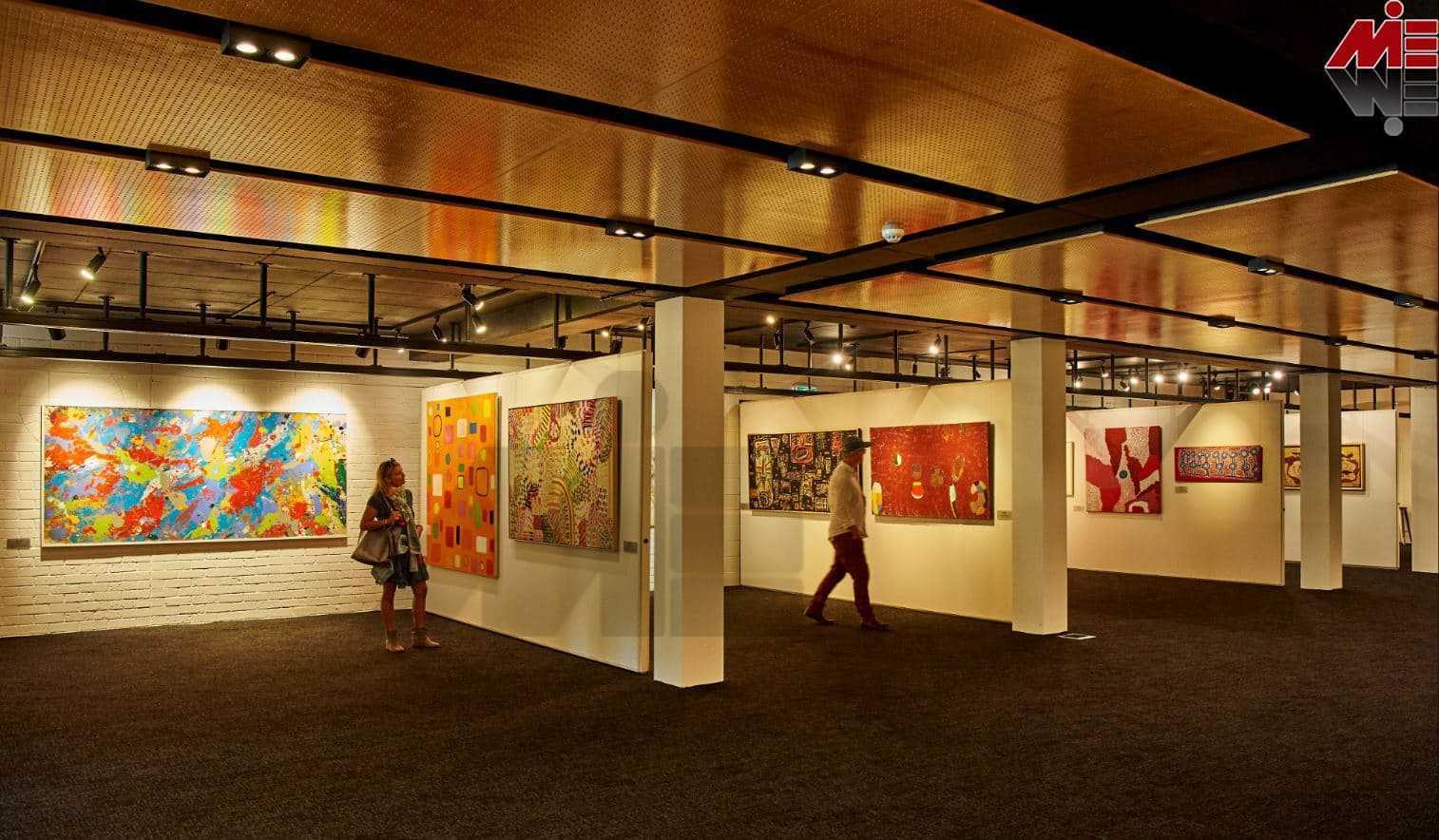 Art Gallery 2 ویزای هنرمندان اتریش
