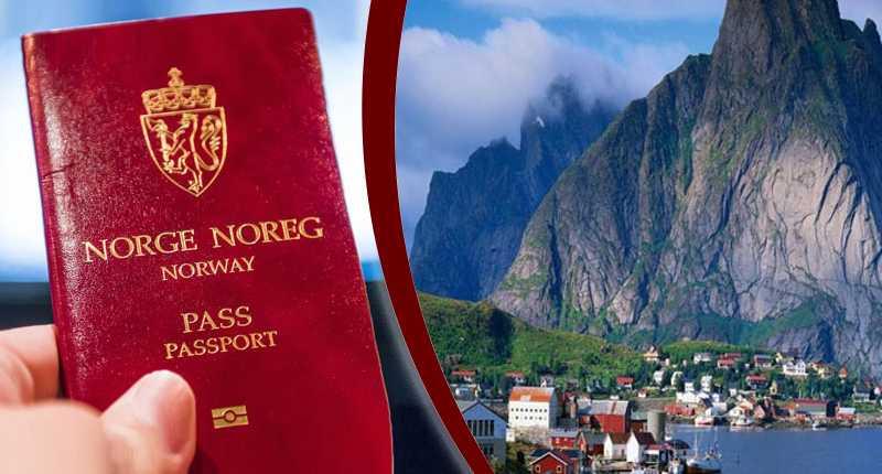 عدد سكان النرويج
