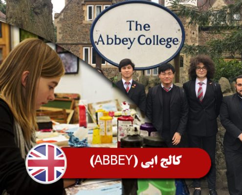 کالج ابی ABBEY0 495x400 انگلستان