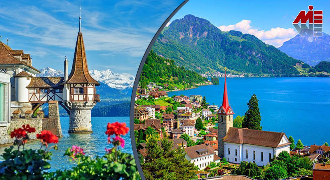 اقامت سوئیس 3 مهاجرت به سوئیس از طریق پناهندگی