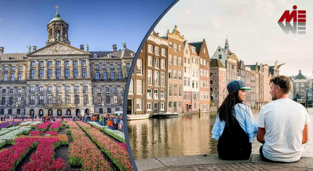 بورس تحصیلی در هلند 2 بورس تحصیلی در هلند