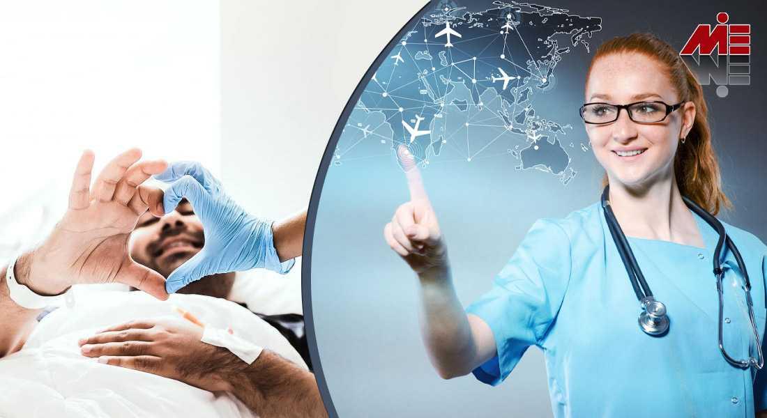 راحت ترین کشور برای مهاجرت پرستاران 2 راحت ترین کشور برای مهاجرت پرستاران
