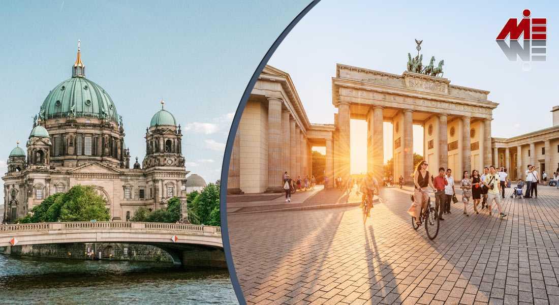 ویزای توریستی آلمان 3 ویزای توریستی آلمان