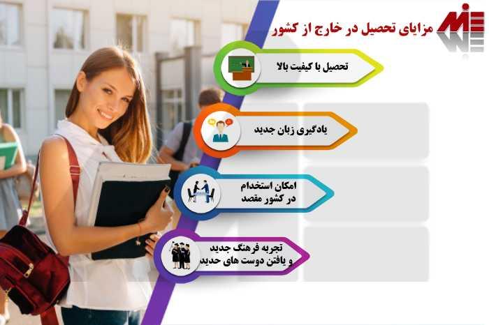 مزایای تحصیل در خارج از کشور 1 تحصیل پزشکی و دندانپزشکی در خارج از کشور